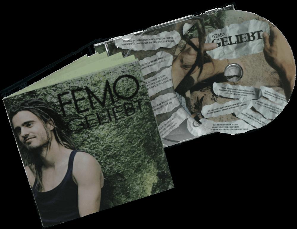 CD mit Jewelcase