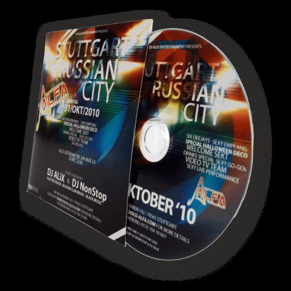 CD in Pappstecktasche